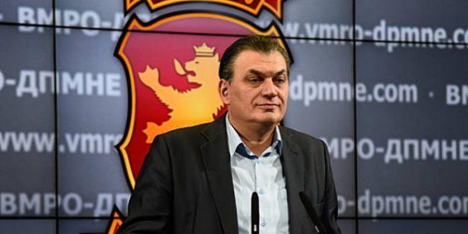 Андонов ги повика граѓаните на улица  за да не ги снашло она што и уапсените