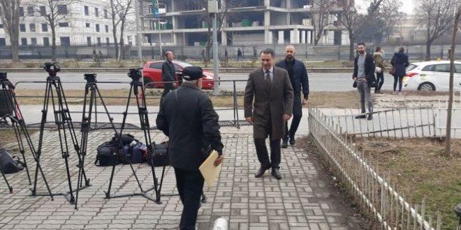 Груевски за  Траекторија  ги спори СМС пораките  СДСМ и СЈО можеле да ги менуваат
