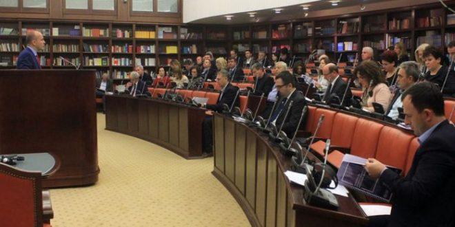 Прифатени четири амандмани на ВМРО ДПМНЕ за предлог буџетот