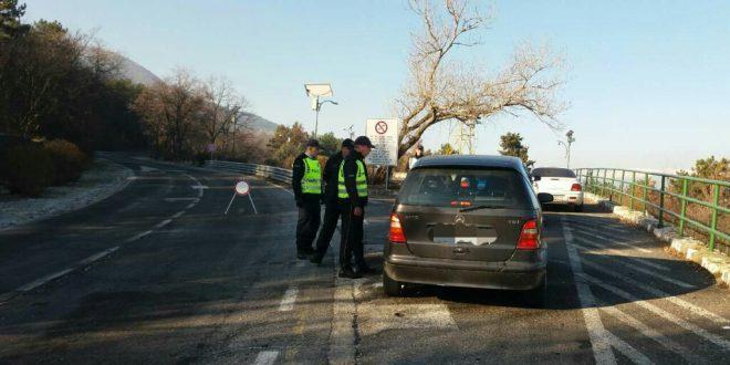 Викендов изречени 76 казни за непрописно паркирање на Водно
