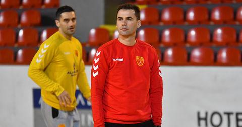 Раул ги одреди 16 те играчи за првиот дуел со Словенија