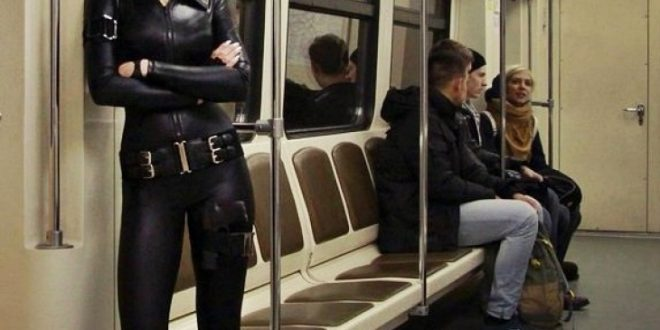 ГАЛЕРИЈА  Луѓето од подземјето или необичните патници во рускотo метро