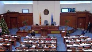 Иванов на потег за Законот за јазици   дел од експертите бараат вето