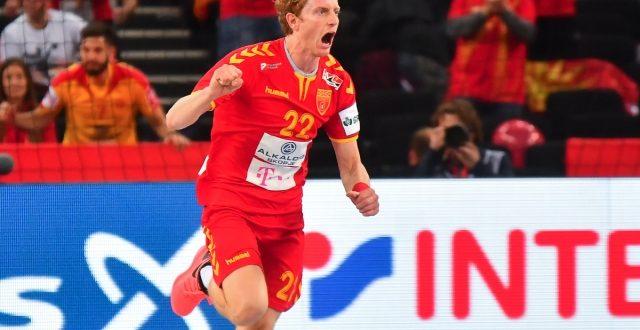 По првото полувреме Македонија има негатива од еден гол