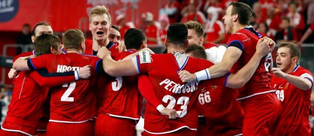 Чешка беше подобра од Унгарија   во главната фаза игра во групата со Македонија