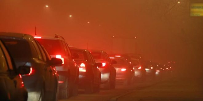 Македонија и аерозагадувањето  Има ли излез
