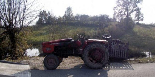 Уште една несреќа со трактор, жртва земјоделец од Тимјаник