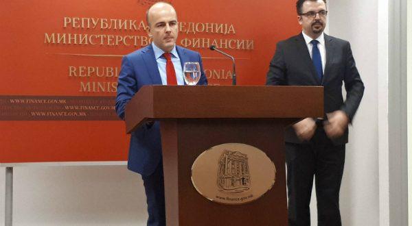 Тевдовски  Најновата еврообврзница е со досега најниска каматна стапка