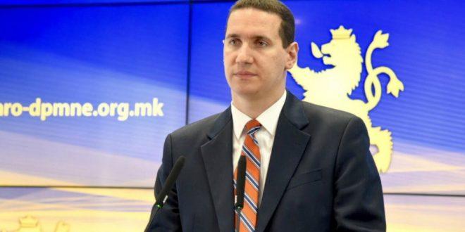 Ѓорчев од привремен стана траен координатор  избрани и нови тројца потпретседатели на ВМРО ДПМНЕ