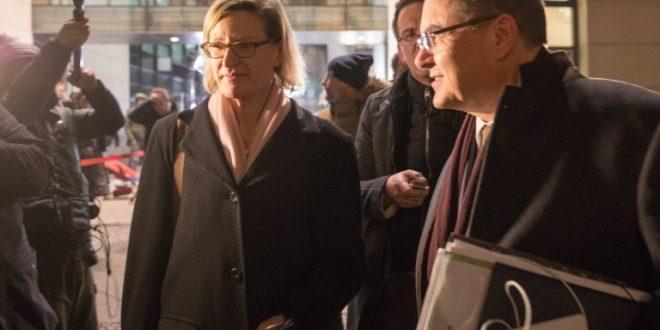 Во Германија се преговара за влада повеќе од 18 часа