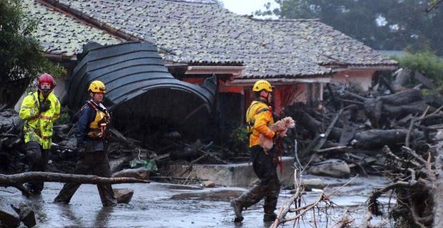 Се зголемува бројот на жртви од зимската бура во Калифорнија