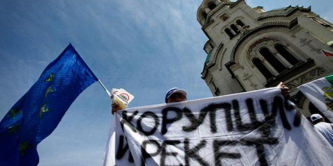 Бугарија  Фанфарите не можат да ја покријат корупцијата