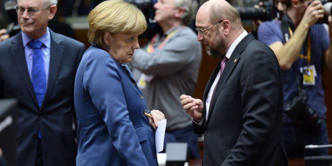 Германија  Преговорите меѓу ЦДУ и СПД влегуваат во финална фаза