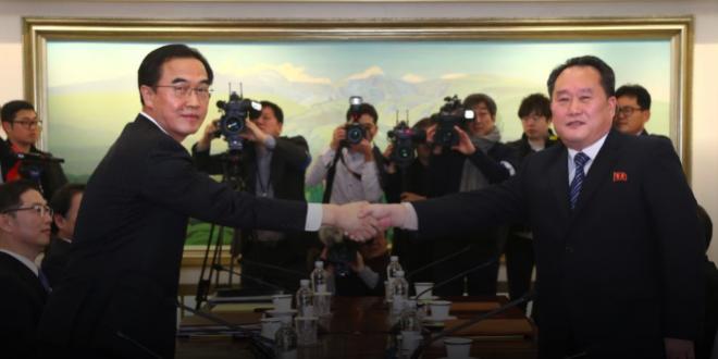 Сеул го прифати предлогот на Пјонгјанг за  работни преговори