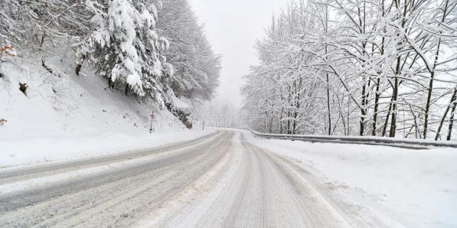 Сообраќајот отежнат  прекини на дел од патиштата