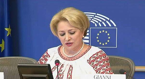 Виорика Данчила именувана за мандатар за состав на нова влада на Романија