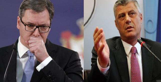 Вучиќ и Тачи телефонски разговарале  Србија бара да учествува во истрагата на убиството на Ивановиќ