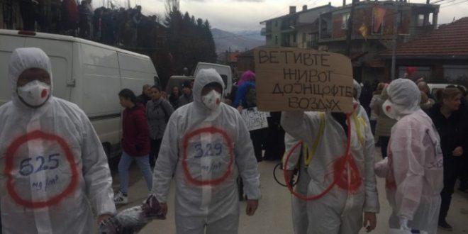 Загадувањето на маските во Вевчани