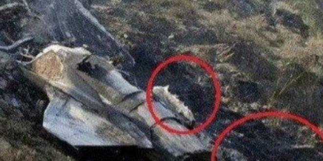 Сирија употреби воени авиони произведени од советско време за да собори неколку израелски Ф 16