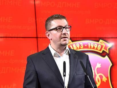Мицкоски  Заев ги распродава државните и националните интереси