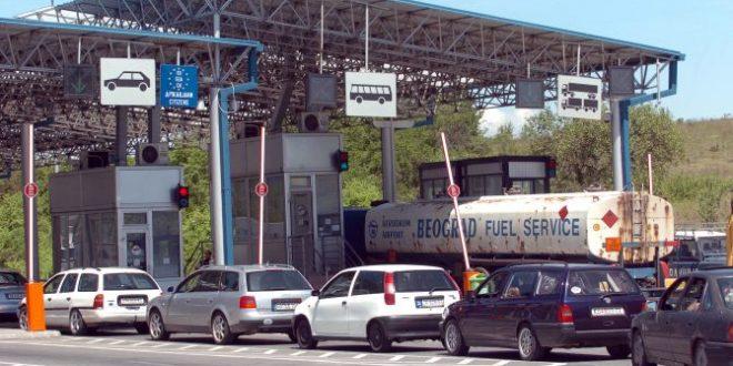 Грчки државјанин приведен на Табановце, имал фалсификувана возачка дозвола