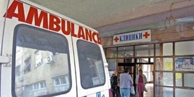 Осумгодишник починал во возило на итна помош