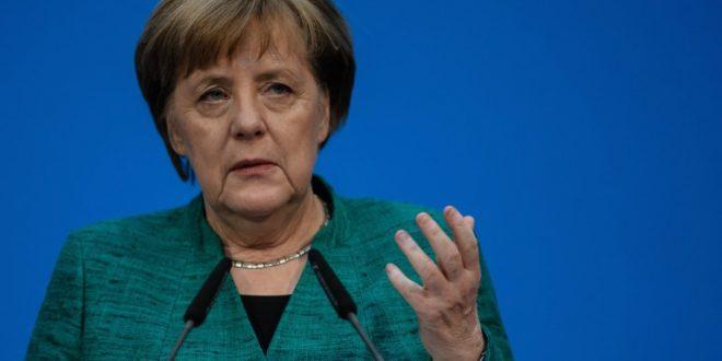 Меркел предупредува: Тенка е линијата меѓу војната и мирот
