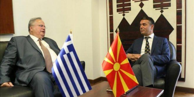 Нова рунда преговори  Димитров Коѕијас на состанок со Нимиц во Виена