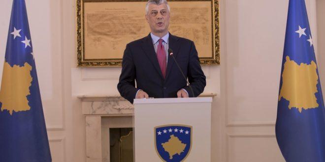 """""""Коха"""": Објавата на Тачи на Твитер го блокира признавањето на Косово од Јамајка"""