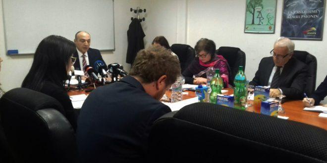 Сите членови на Антикоруциска утре си поднесуваат оставки