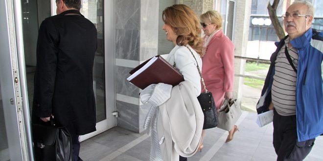 Канческа Милевска тврди дека не е виновна за  Тендери