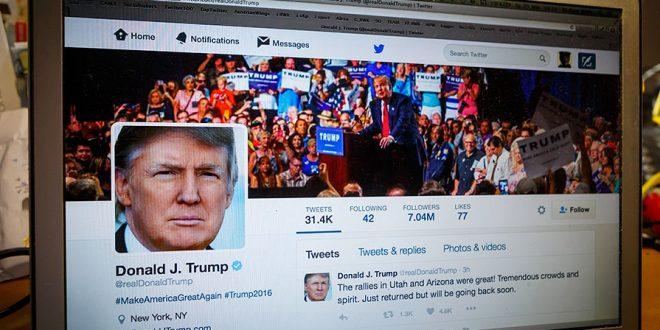 Зошто Твитер не го блокира профилот на Трамп: Корисник го пишувал истото што и американскиот претседател и бил суспендиран после само три дена