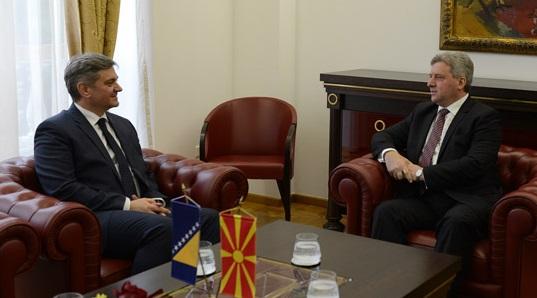 Иванов   Звиздиќ  Да го искористиме моментот на заинтересираност на ЕУ за Балканот