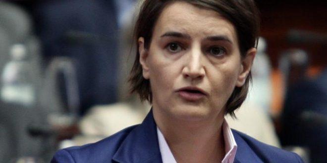 Србија во карантини 60 часа во текот на викендот, потврди Брнабиќ