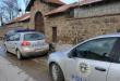 Пронајдени коски во дворот на Црква во Грачаница, се претпоставува дека се човечки
