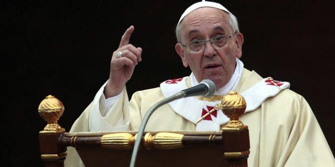 Папата Франциск одби да го прими Помпео на аудиенција