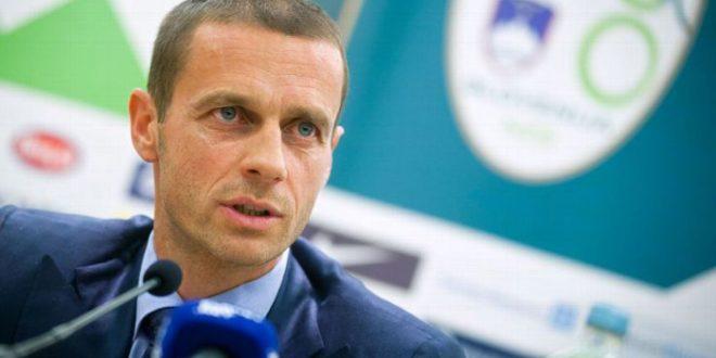 УЕФА им се заканува на Белгијците со исфрлање од Европа