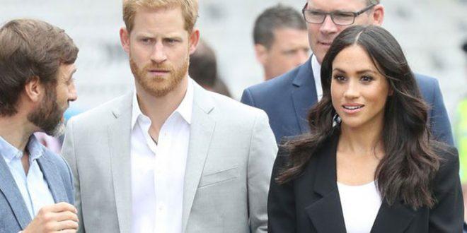 Меган прошета без бурма, а принцот Хари направи нешто МНОГУ ПОИНТЕРЕСНО (ФОТО)
