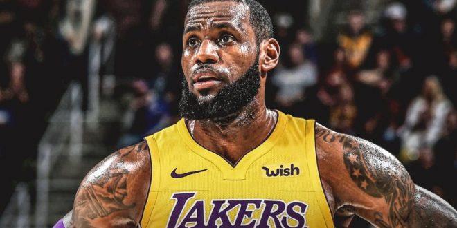 Леброн уште еднаш го запиша своето име во историјата на НБА лигата