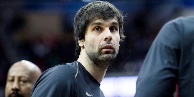 """Теодосиќ избран во """"Тимот на деценијата"""" во Евролигата"""