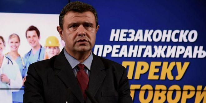 Мицевски: ВМРО-ДПМНЕ нема да гласаат за Армија на Северна Македонија