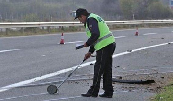 Сообраќајка за време на полициски час во Тетово, двајца повредени