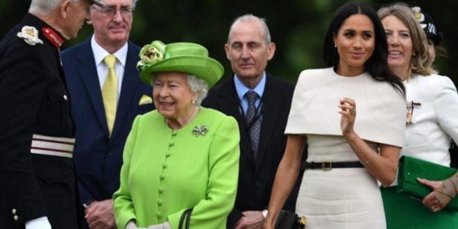 Кралицата се одмаздува: Што ѝ одзеде на Меган Маркл?