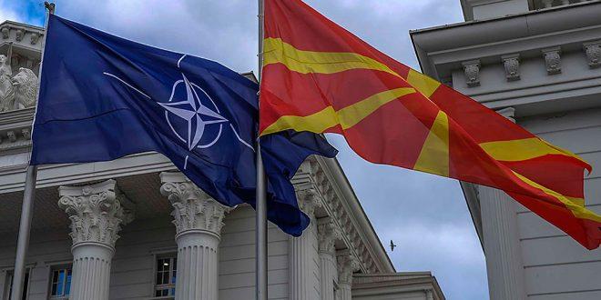 Преку видеоконференција С.Македонија прв пат ќе седне на масата на НАТО како полноправна членка