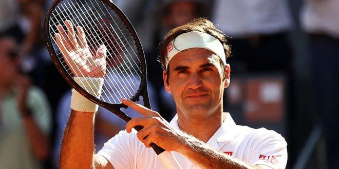 Федерер на удар поради поддршка на расист