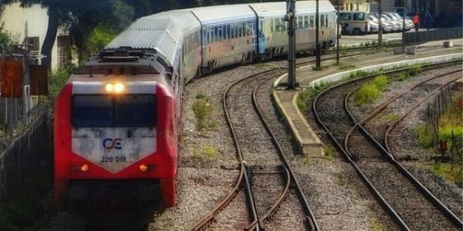Воз удри во човек кај Визбегово