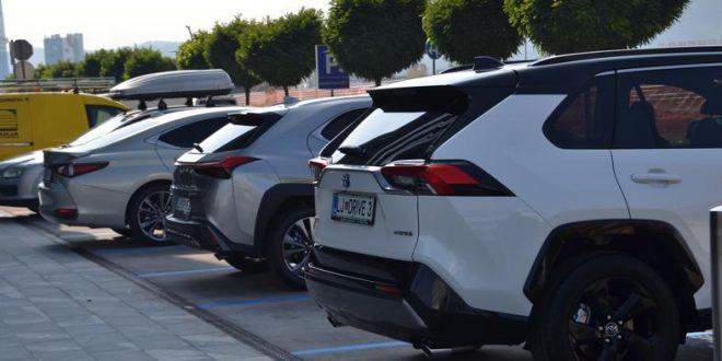 Пад на европскиот пазар на автомобили во јануари, особено за француските производители