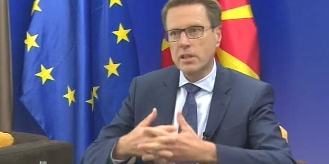 Жбогар: Има позитивни сигнали од ЕУ за С.Македонија да добие датум за преговори