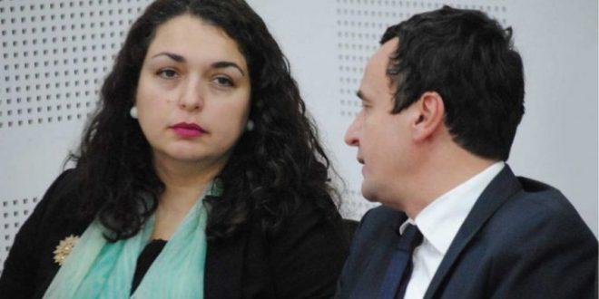 Османи: Нема поделба на Косово