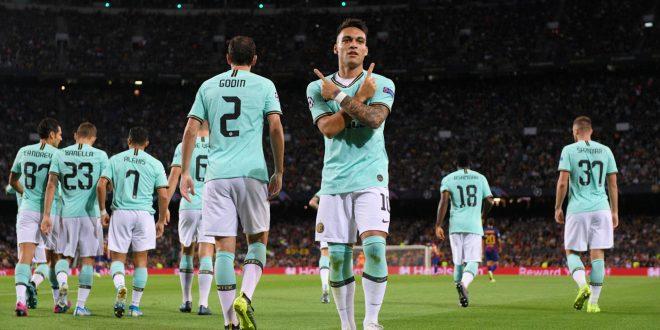 Барселона се откажа од трката за Лаутаро Мартинез